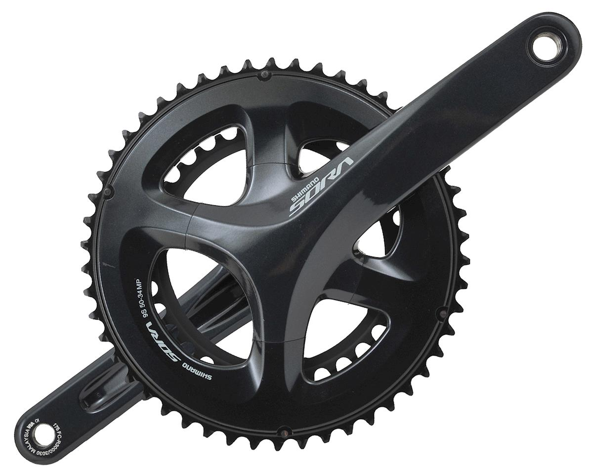 Shimano Sora R3000 9-Speed Crankset (175mm) (34/50t)