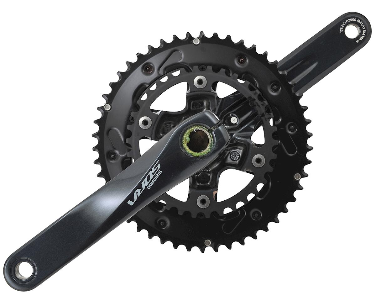 Shimano Sora R3000 9-Speed 34//50t 165mm Crankset with Chainguard