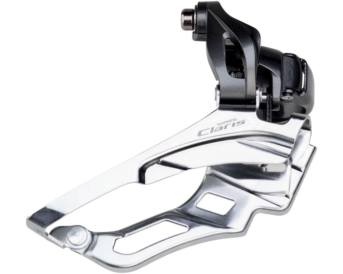 Shimano Claris FD-R2030 8-Speed Triple Front Derailleur (28.6/31.8/34.9mm)
