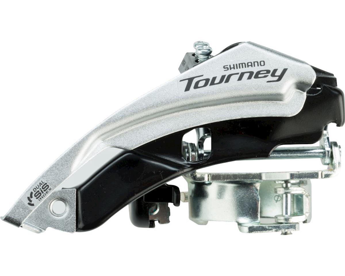 Shimano Tourney FD-TY500 3x6/7 Front Derailleur (28.6/31.8/34.9mm) (Top-Swing)