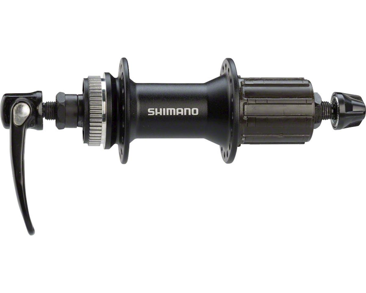 Shimano Alivio FH-M4050 Rear Disc Hub (32h) (QRx135mm) (Centerlock)