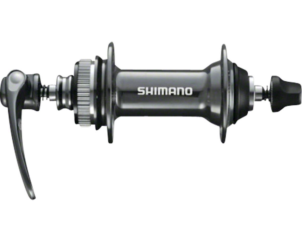 Shimano HB-CX75 Disc Front Hub (28H) (Centerlock) (QRx100mm)