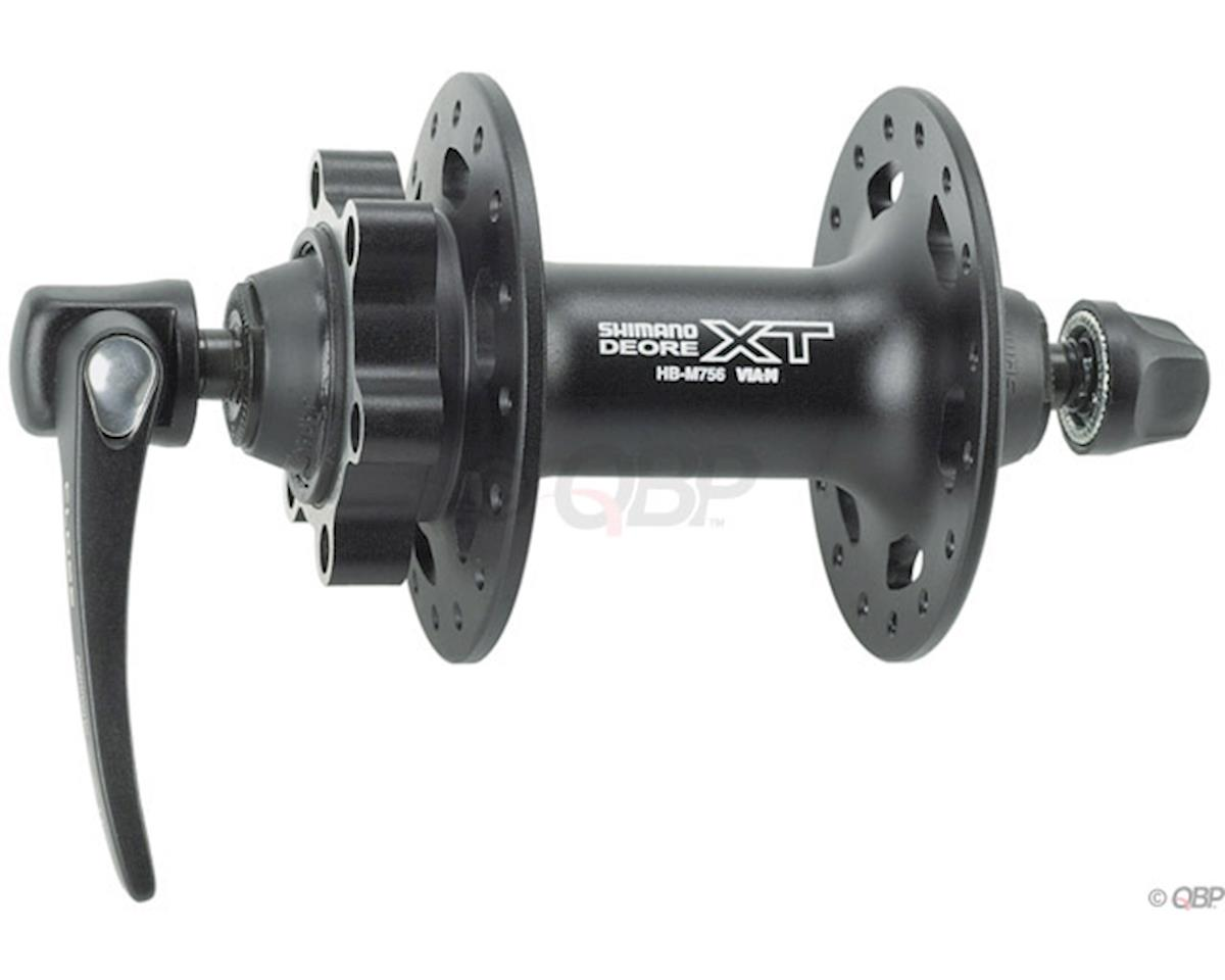 Shimano XT HB-M756 Front Disc Hub (36h) (6-Bolt) (QRx100mm) | alsopurchased
