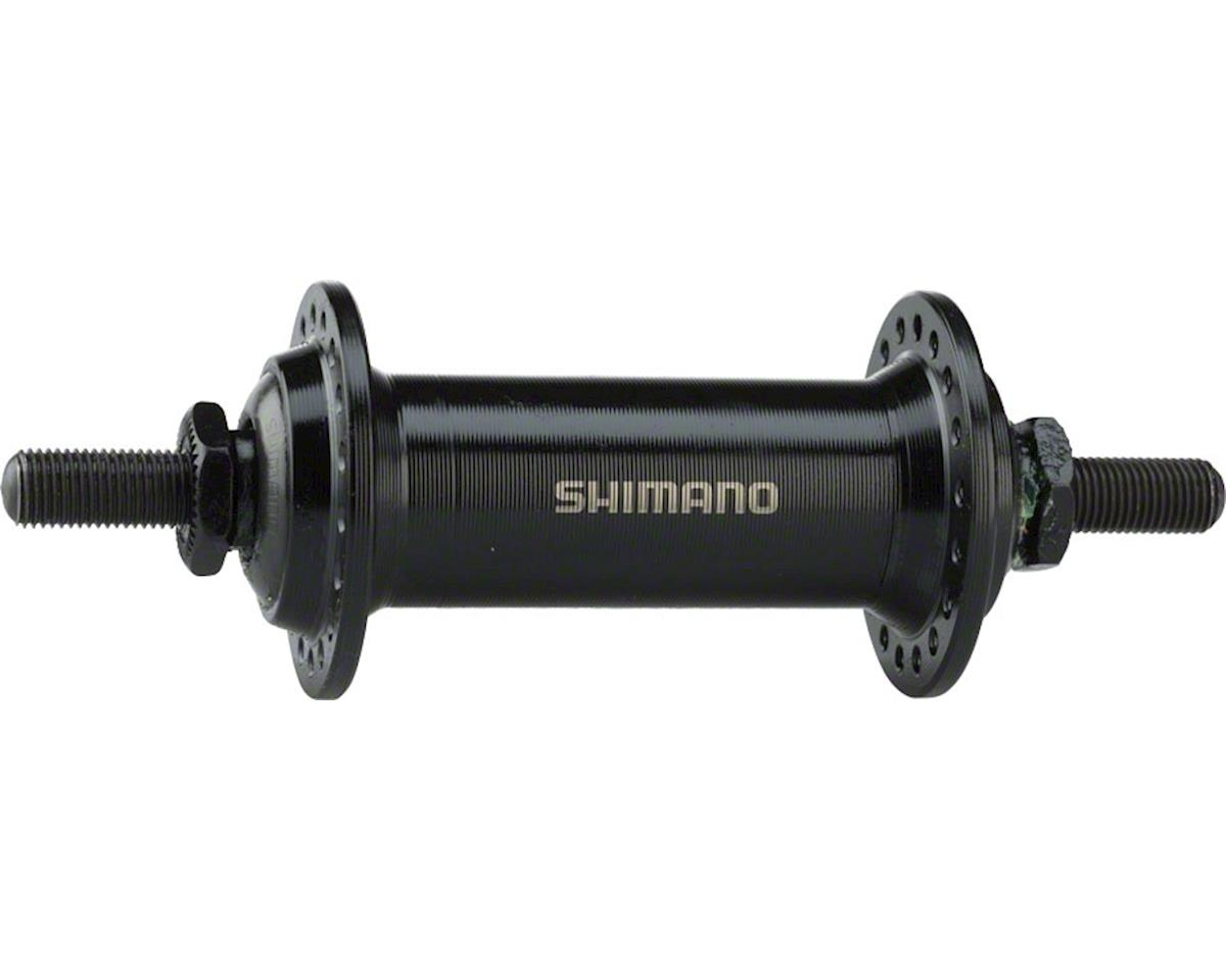 Shimano Tourney HB-TX500 Front Hub (Black) (36h) (Bolt-On)