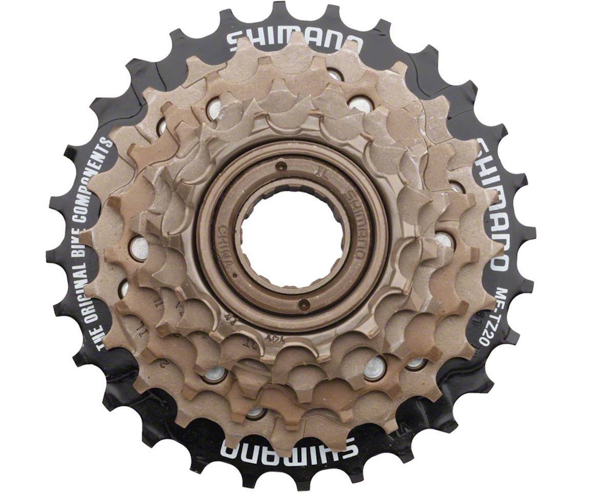 Shimano MF-TZ20 6-Speed Freewheel (14-28T)
