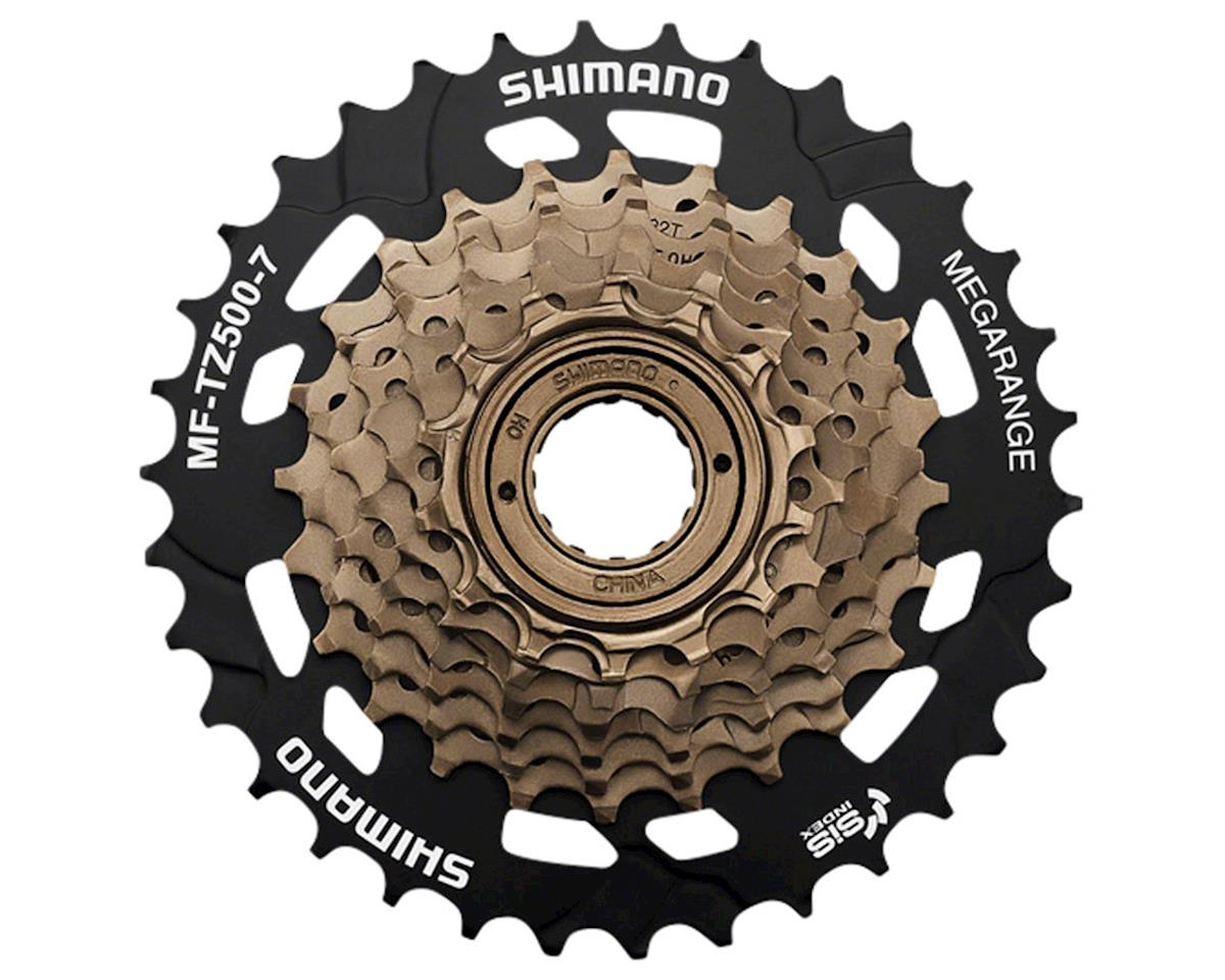 Shimano TZ500 7-Speed Freewheel (14-34T) | alsopurchased