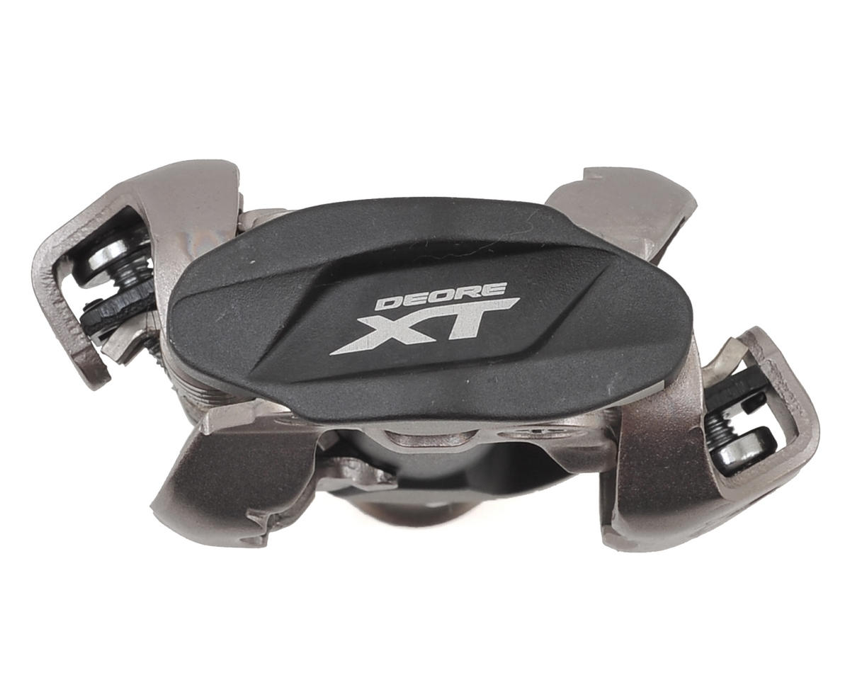 Shimano PD-M8000 Deore XT Race Pedals w/Cleats