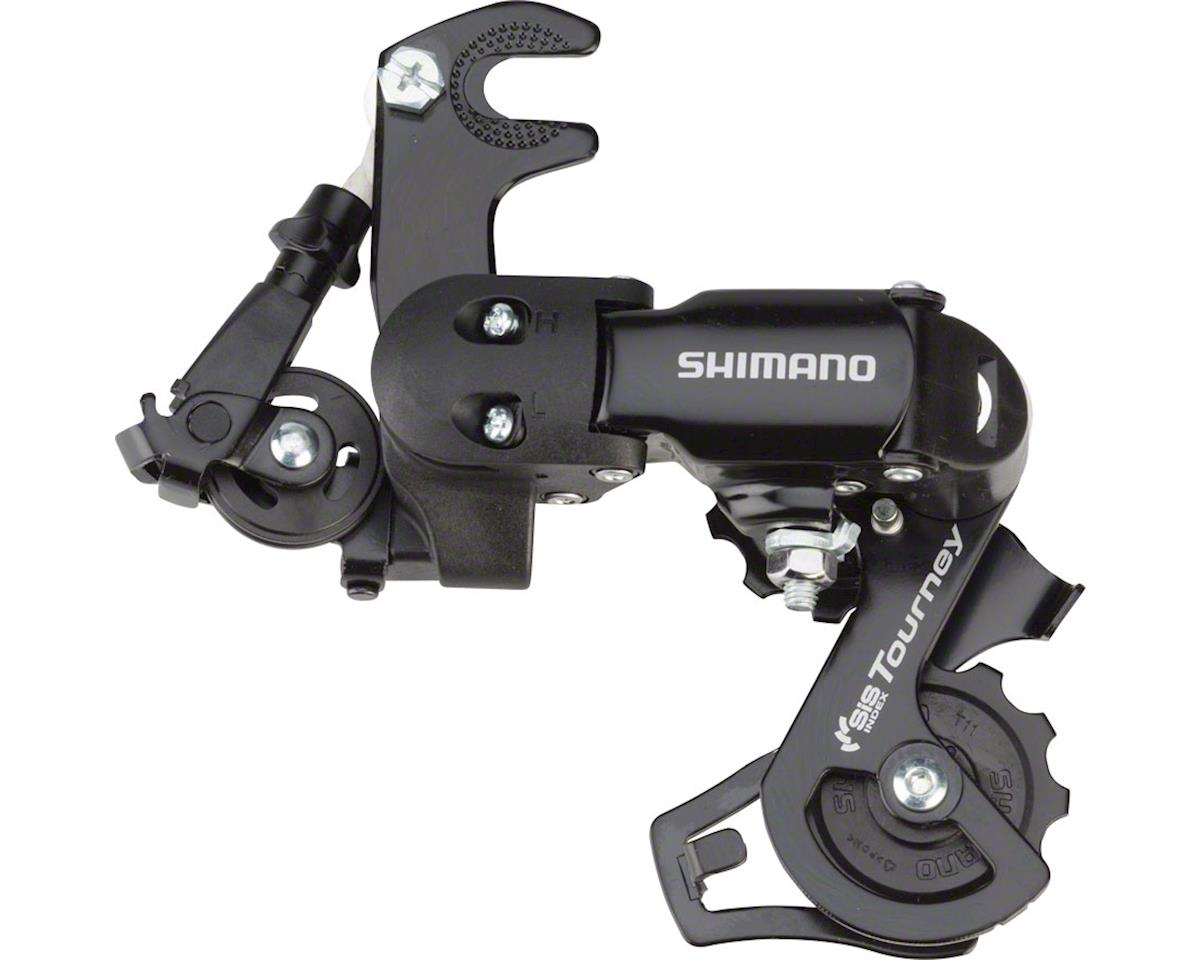 Shimano Tourney RD-FT35 6/7-Speed Short Cage Rear Derailleur with Frame Hanger