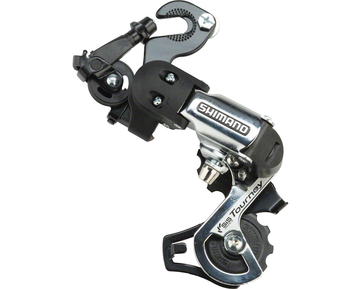 Shimano Tourney RD-FT55A 6/7-Speed Rear Derailleur w/ Frame Hanger (Short Cage)
