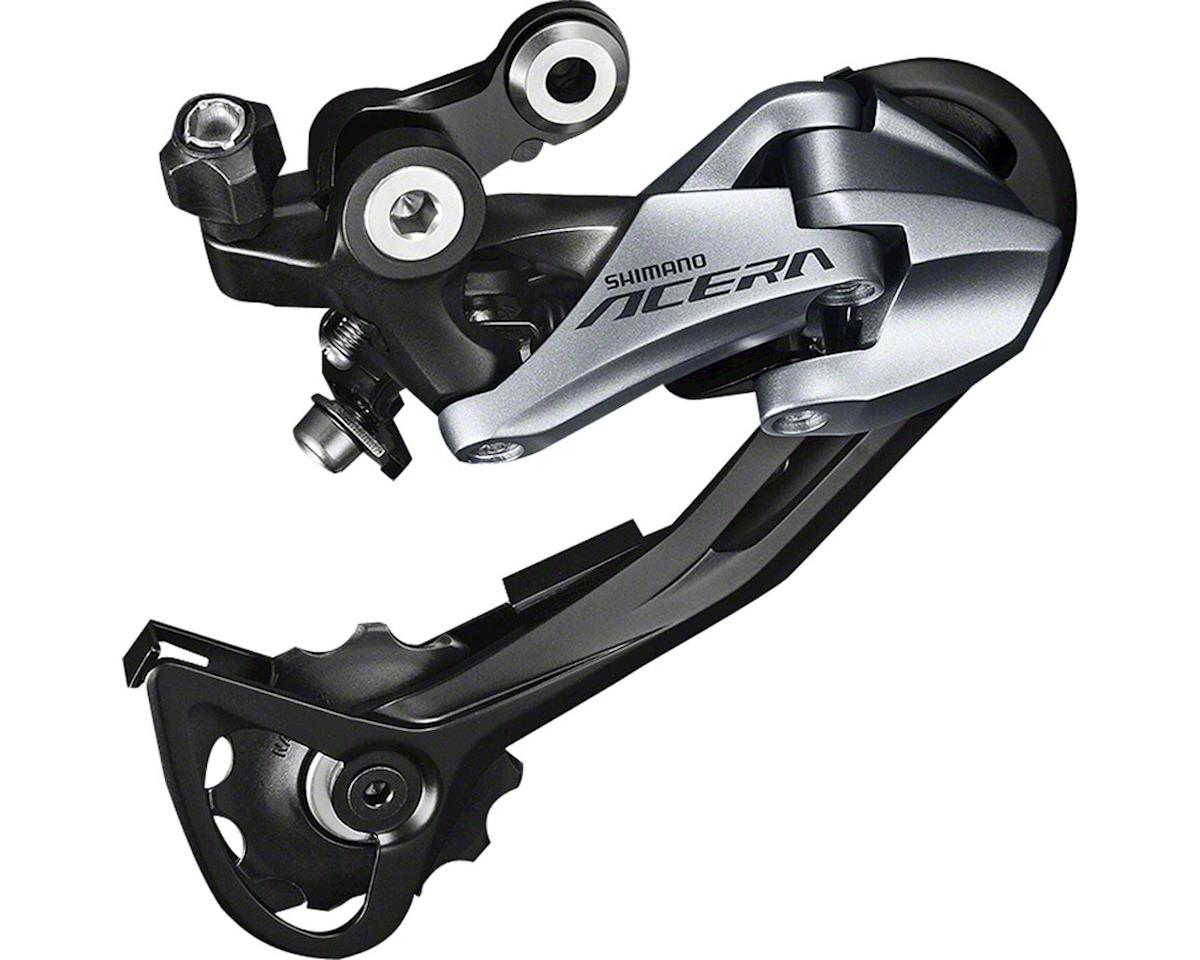 Shimano Acera RD-M3000-SGS 9-Speed Shadow Rear Derailleur (Long Cage)