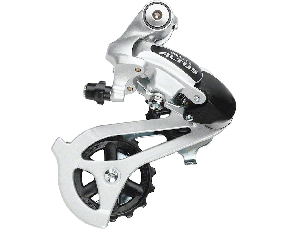 Shimano Altus RD-M310 7/8-Speed Rear Derailleur (Silver) (Long Cage)