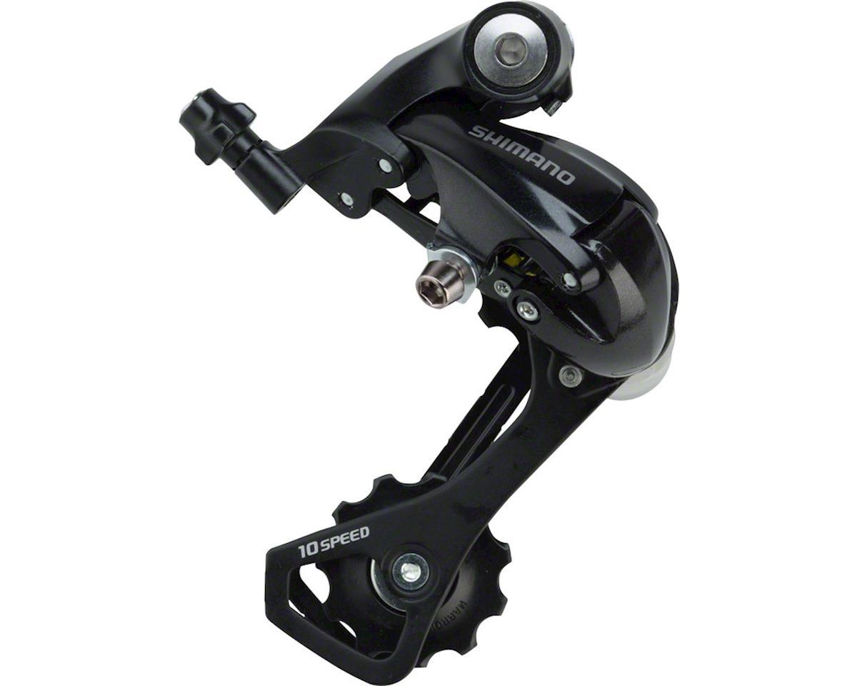 Shimano RD-R350-SS 10-Speed Rear Derailleur (Black) (Short Cage)
