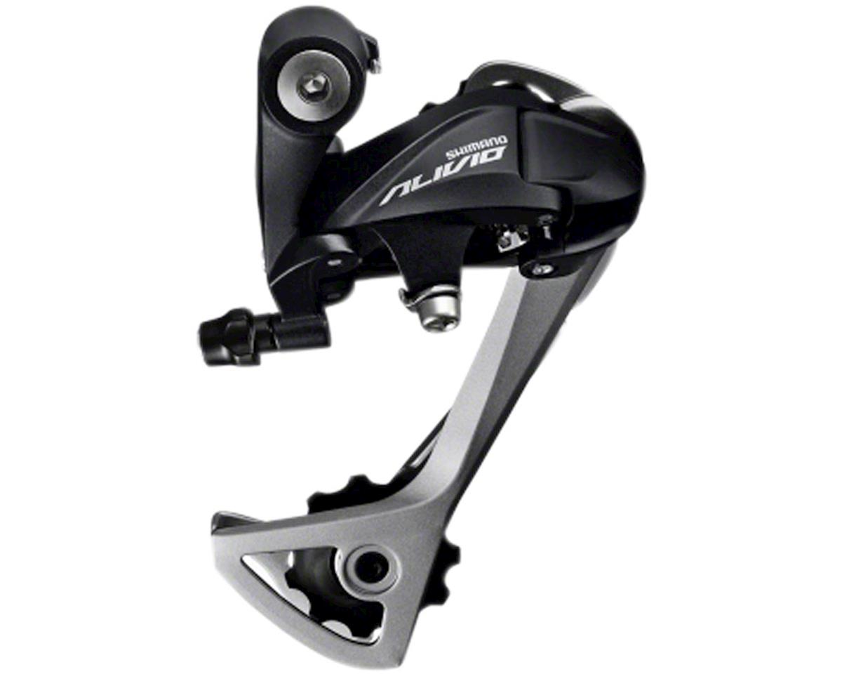 Shimano Alivio RD-T4000-SGS 9-Speed Rear Derailleur (Black) (Long Cage)