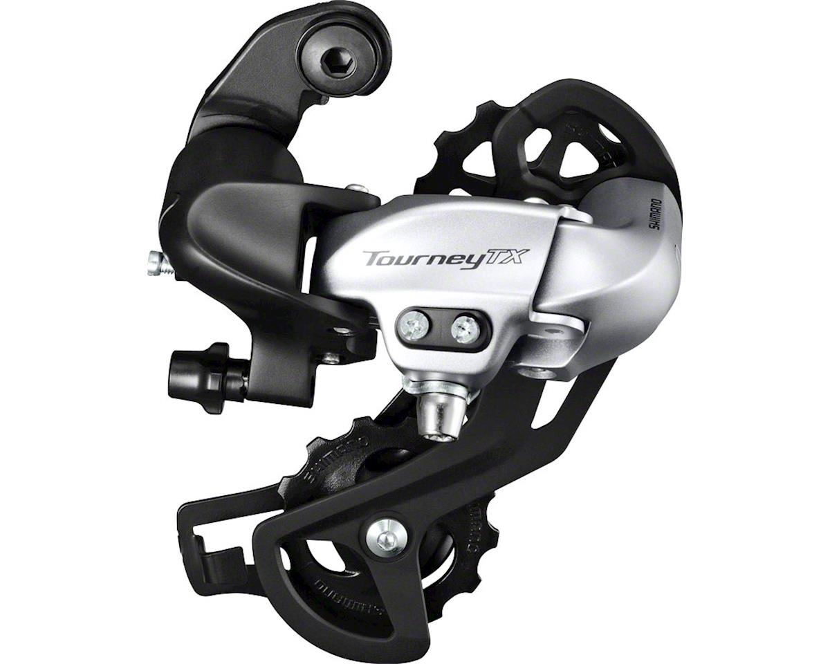 Shimano Tourney RD-TX800 7/8-Speed Rear Derailleur (Black) (Long Cage)