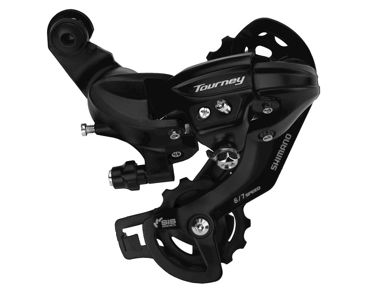 Shimano Tourney RD-TY300 6/7-Speed Rear Derailleur (Direct- Attach) (Long Cage)
