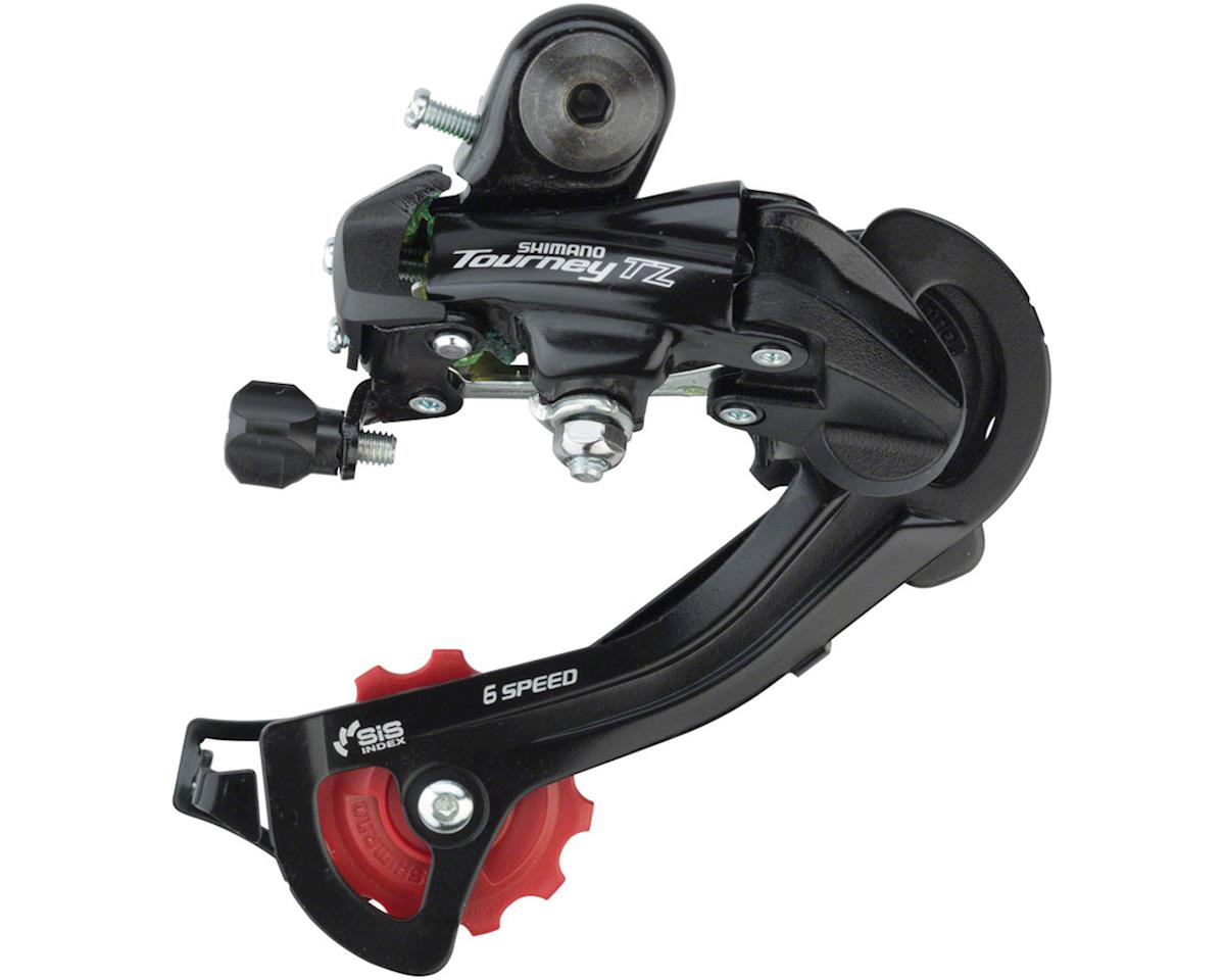 Shimano Tourney TZ500 6/7-Speed Rear Derailleur (Direct-Attach) (Long Cage)