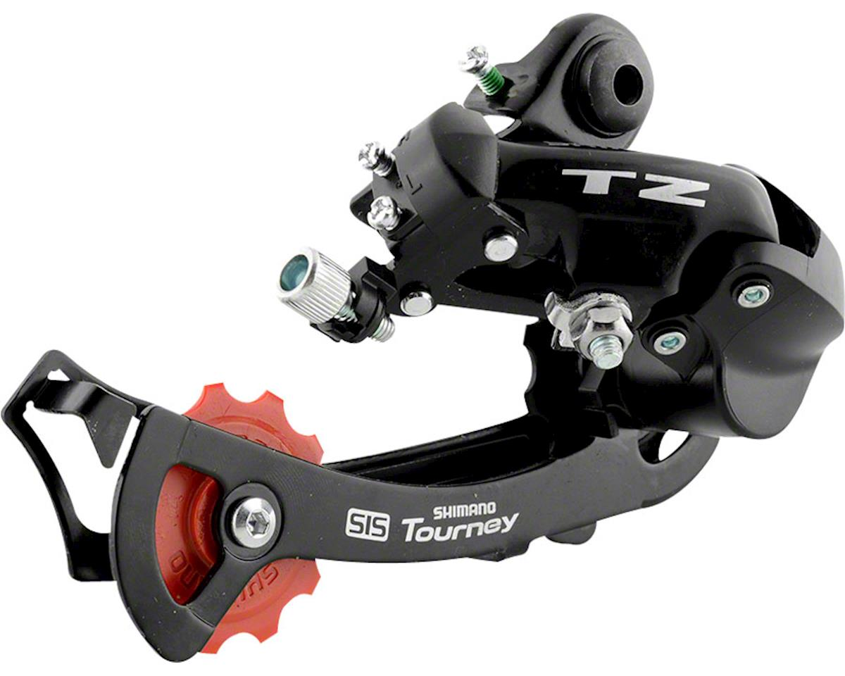Shimano Tourney RD-TZ50 6-Speed Rear Derailleur (Direct- Attach) (Medium Cage)