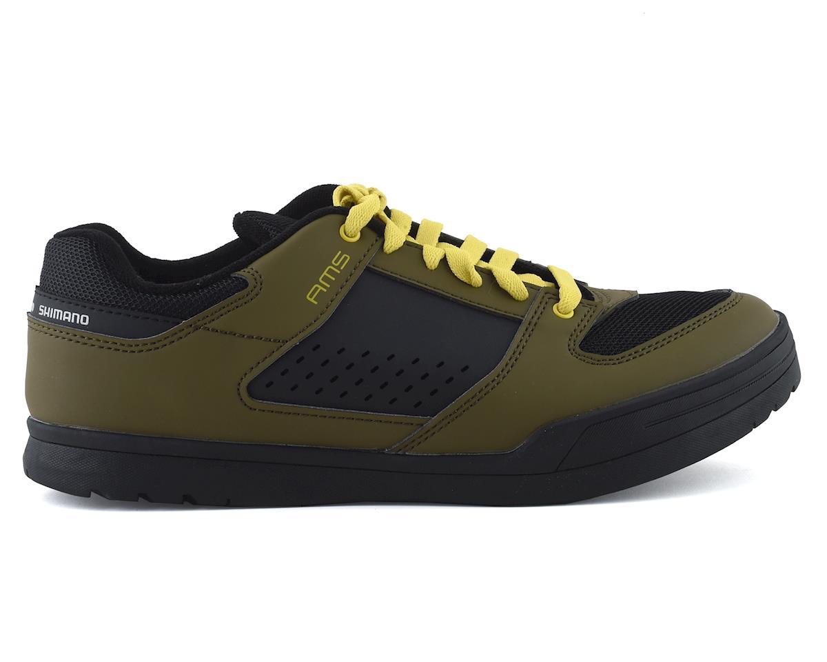 Shimano SH-AM501 Mountain Bike Shoes (Olive) (44)