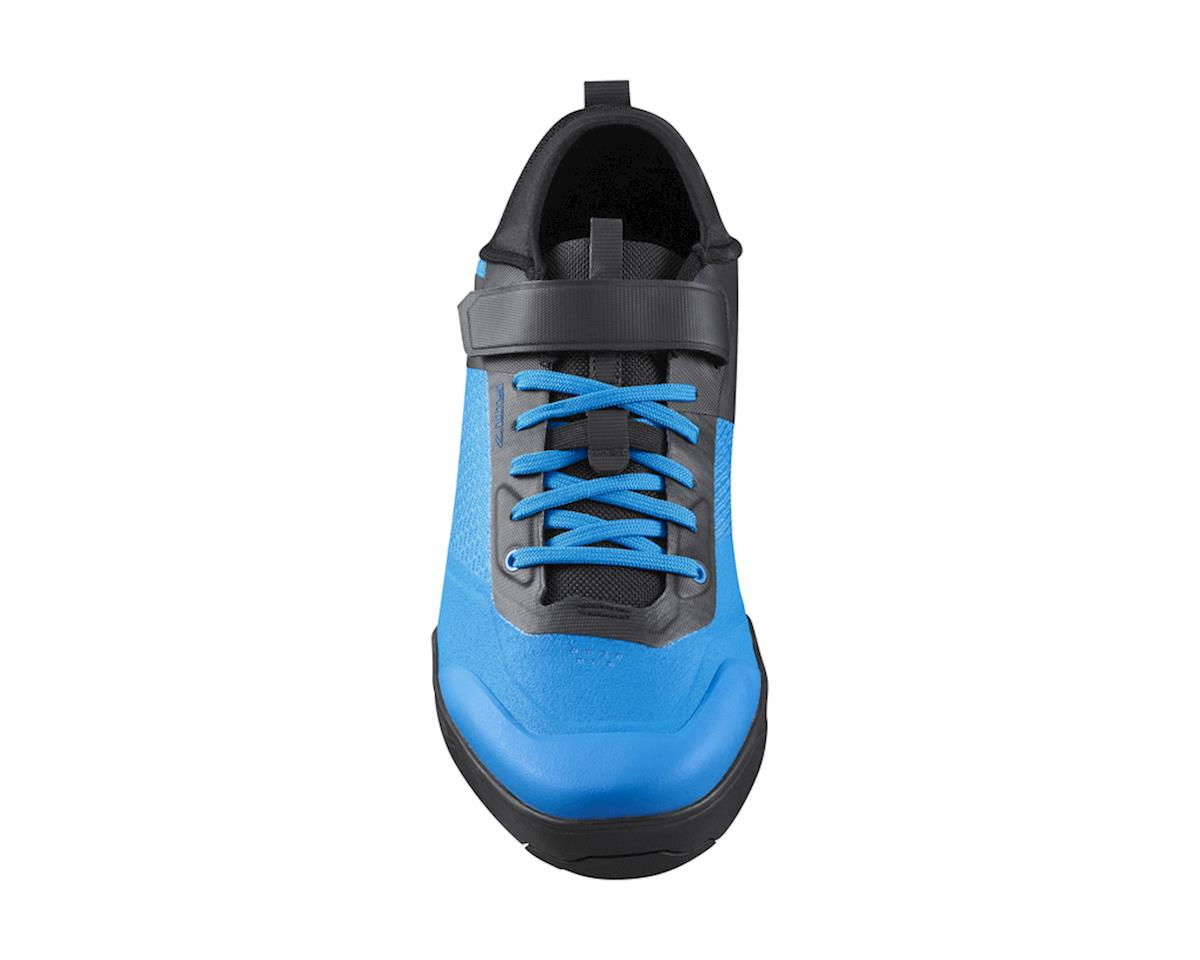 Image 3 for Shimano SH-AM702 Mountain Bike Shoes (Blue) (38)