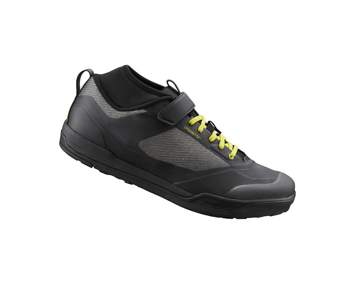 Shimano SH-AM702 Mountain Bike Shoes (Black) (44)