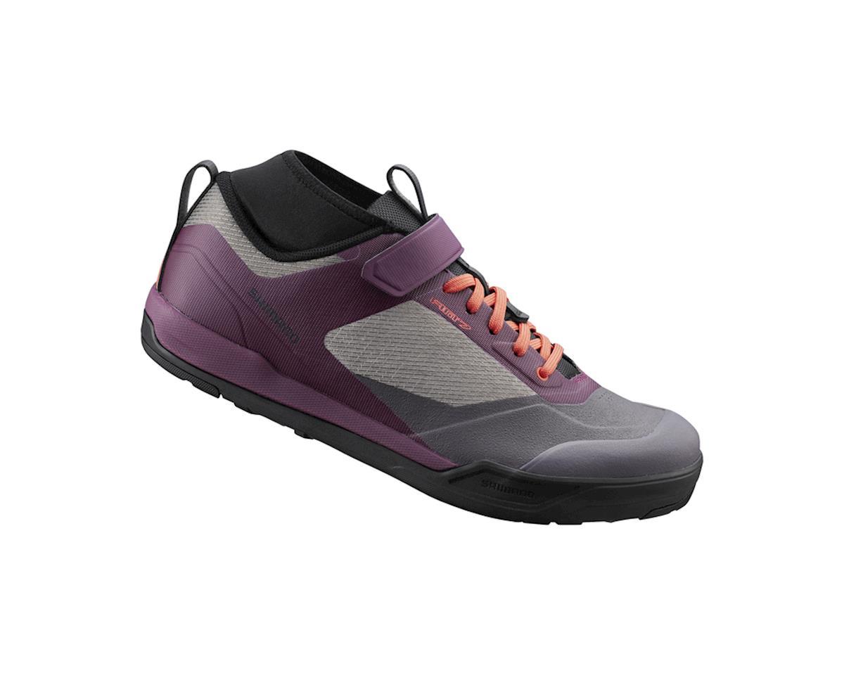 Image 1 for Shimano SH-AM702 Women's Mountain Bike Shoes (Gray) (37)