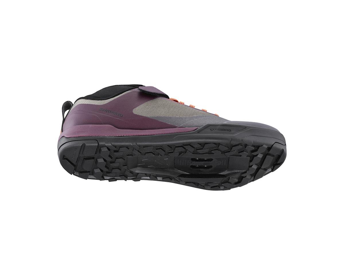 Image 2 for Shimano SH-AM702 Women's Mountain Bike Shoes (Gray) (37)