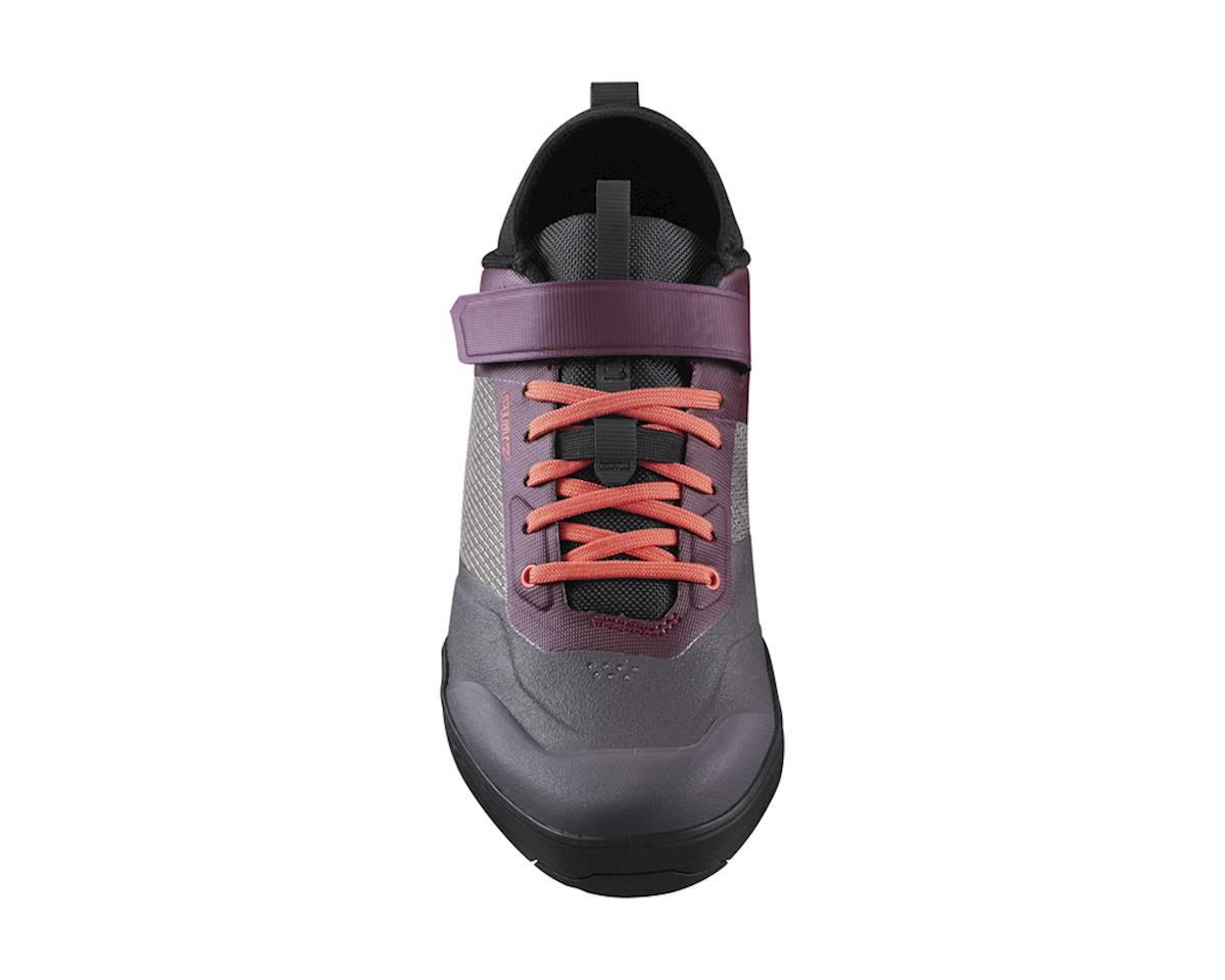 Image 3 for Shimano SH-AM702 Women's Mountain Bike Shoes (Gray) (40)