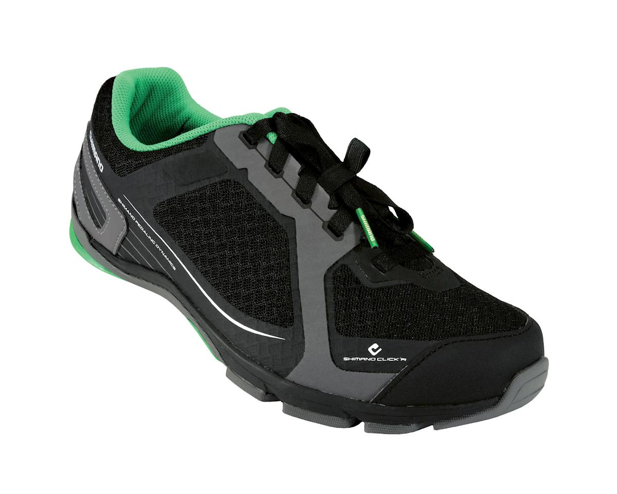 Image 1 for Shimano CT41 Click'r Cycling Shoes (Black)