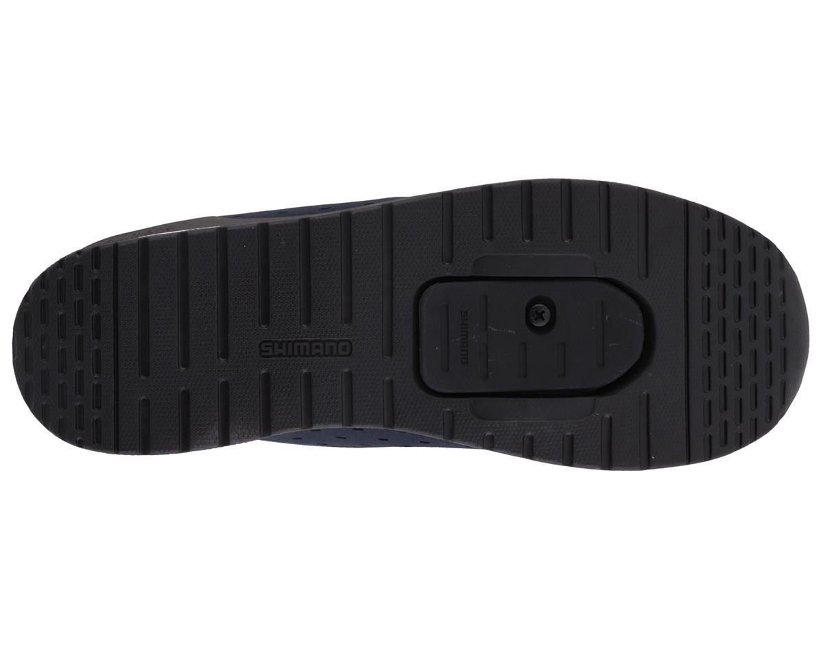 Shimano SH-CT500 Cycling Shoes (Navy) (40)