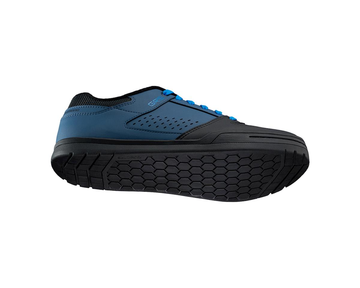 Shimano SH-GR5 Flat Pedal Bicycle Shoes (Navy) (48)