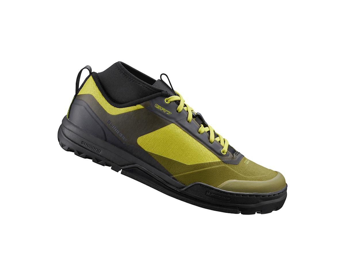 Shimano SH-GR701 Mountain Bike Shoes (Yellow) (44)