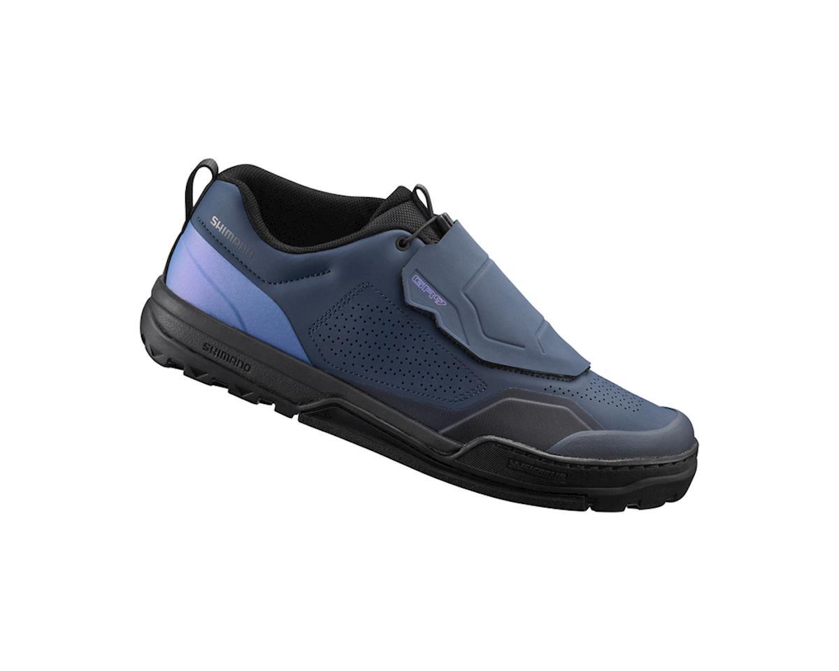 Image 1 for Shimano SH-GR901 Mountain Bike Shoes (Navy) (48)