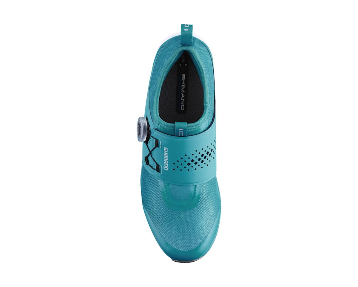 Shimano SH-IC300 Women's Cycling Shoes (Green) (42)