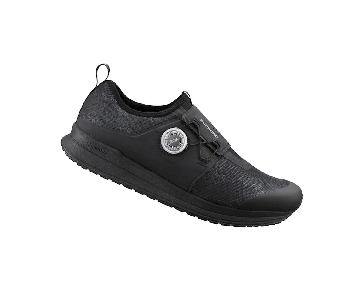 Shimano SH-IC300 Women's Cycling Shoes (Black) (43)