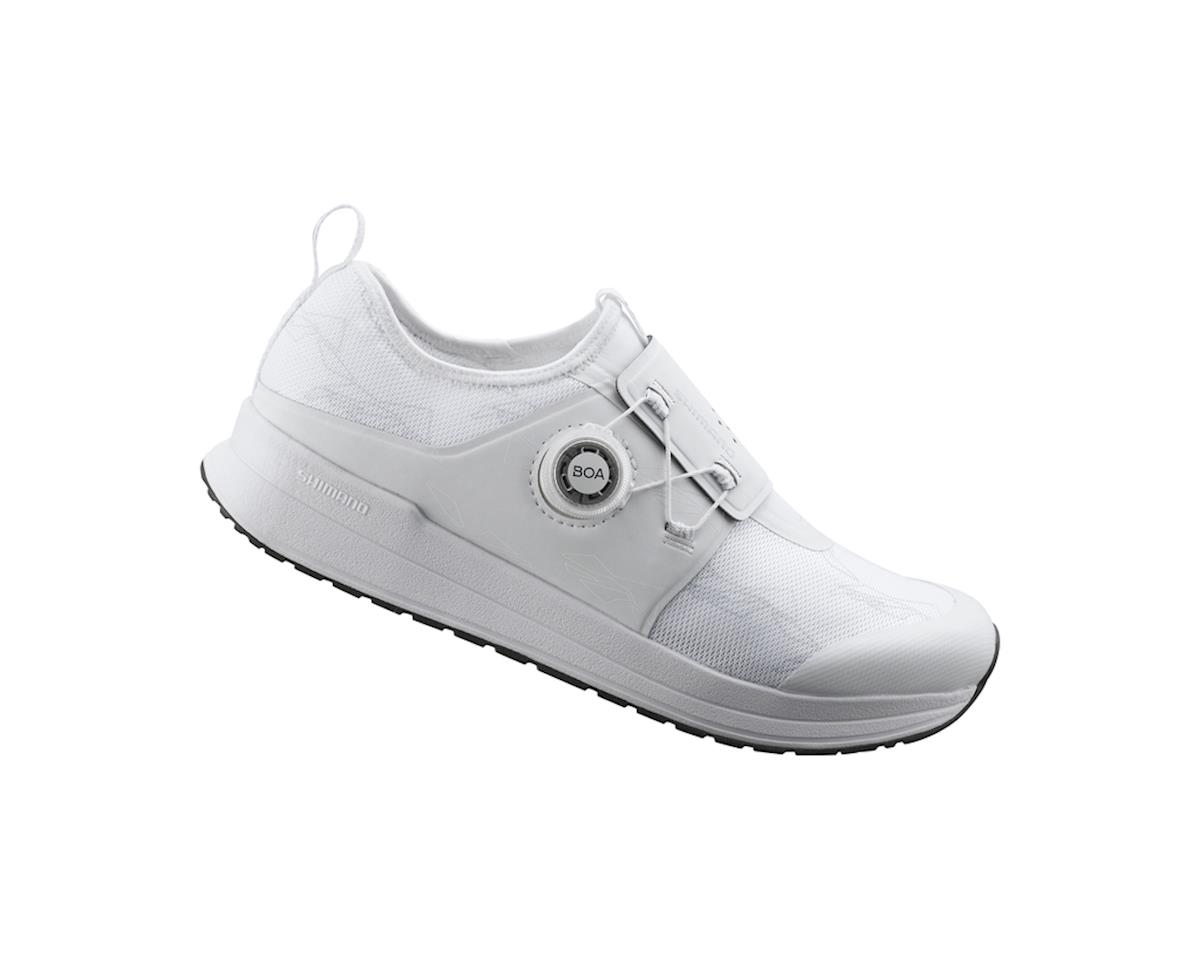 Shimano SH-IC300 Women's Cycling Shoes (White) (44)