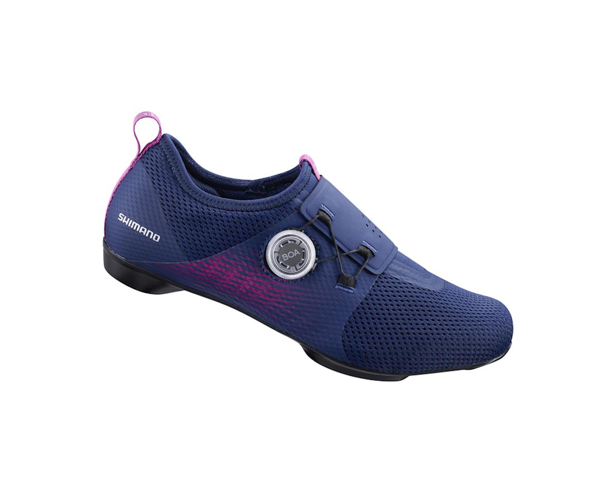 Shimano SH-IC500 Women's Cycling Shoes (Purple) (42)