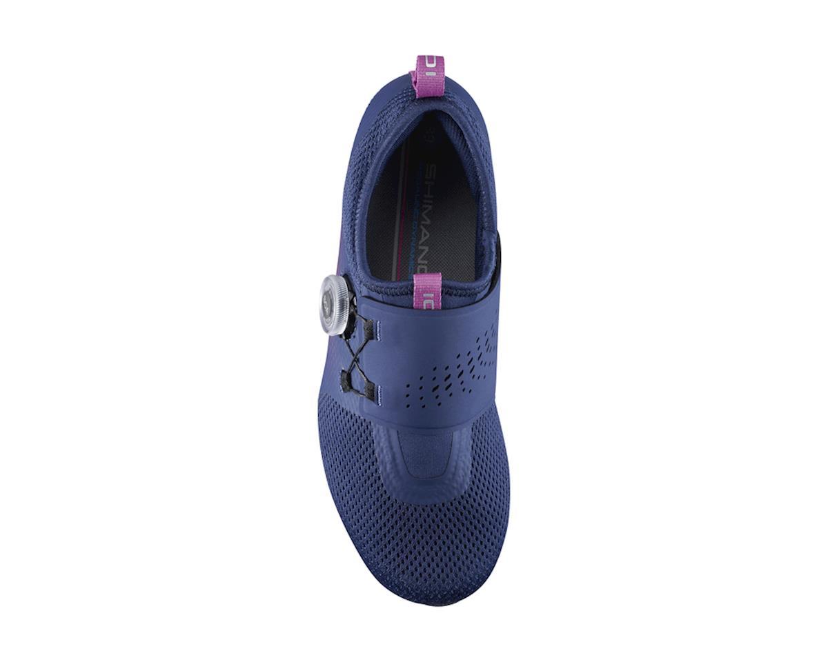 Shimano SH-IC500 Women's Cycling Shoes (Purple) (42)