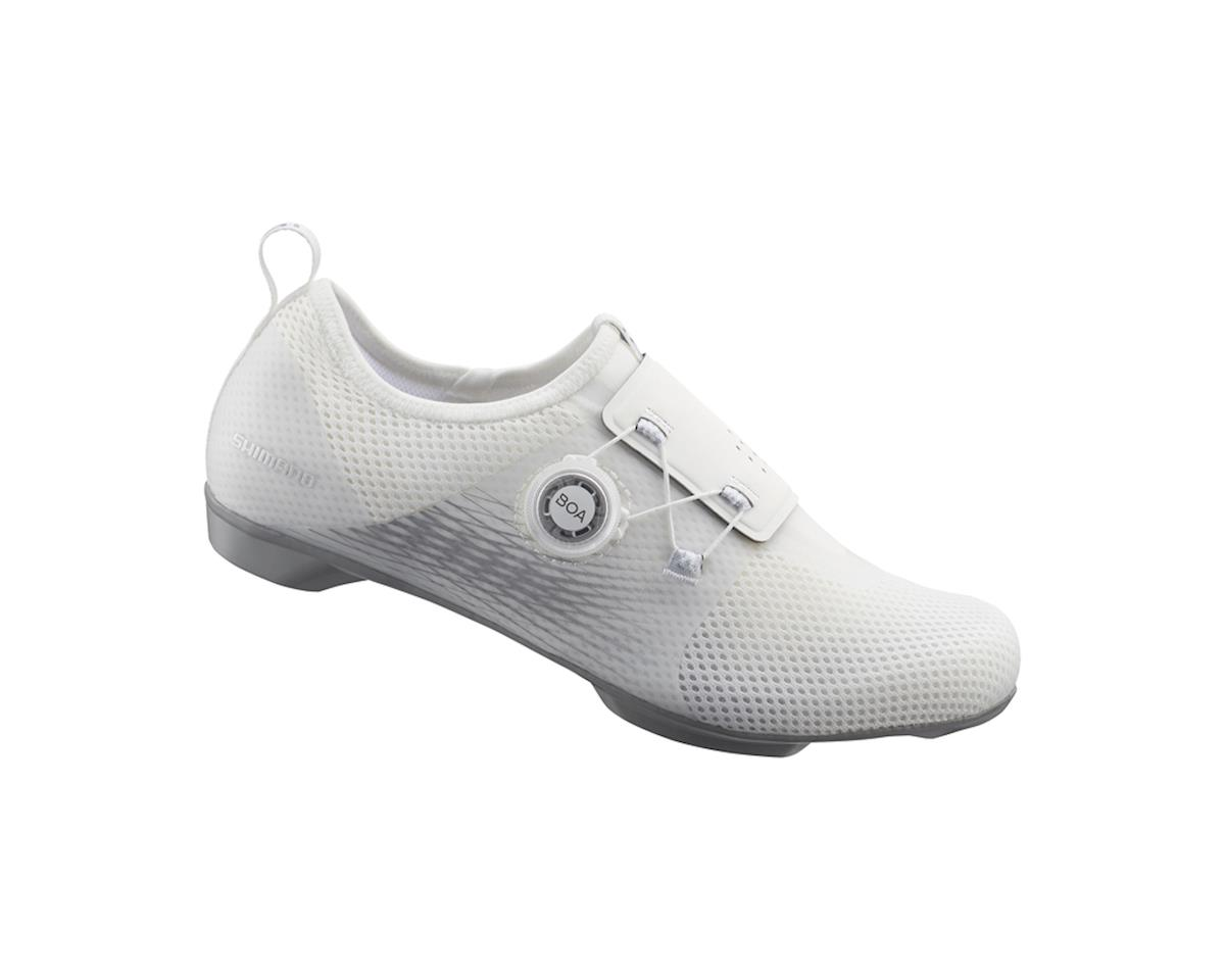 Shimano SH-IC500 Women's Cycling Shoes (White) (40)