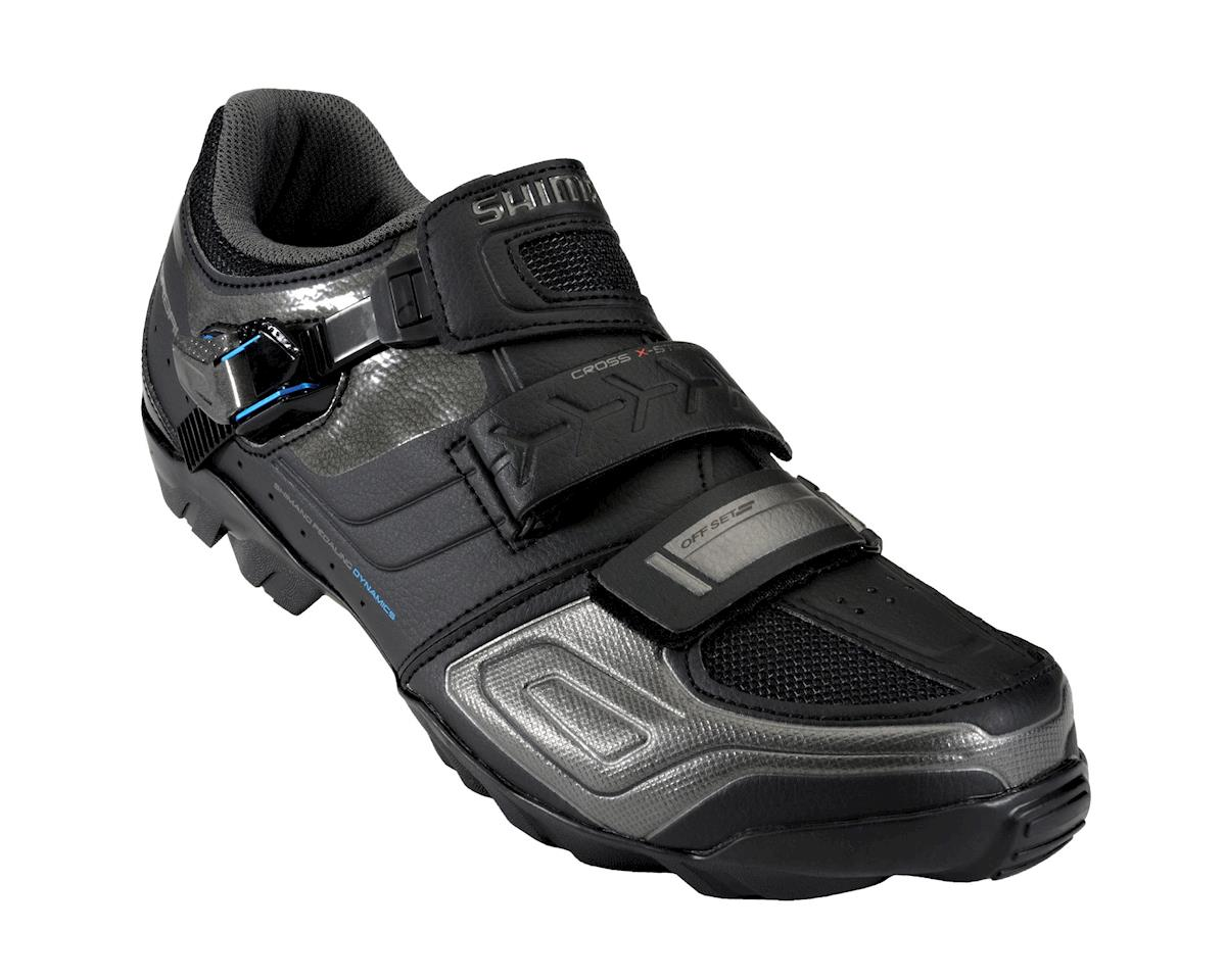 Shimano M089 Wide Mountain Shoes (Black)