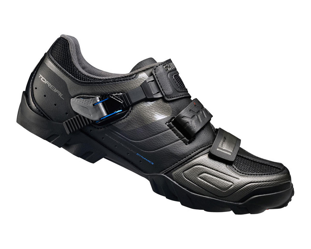 Shimano SH-M089 MTB Bike Shoes (Black) (45)