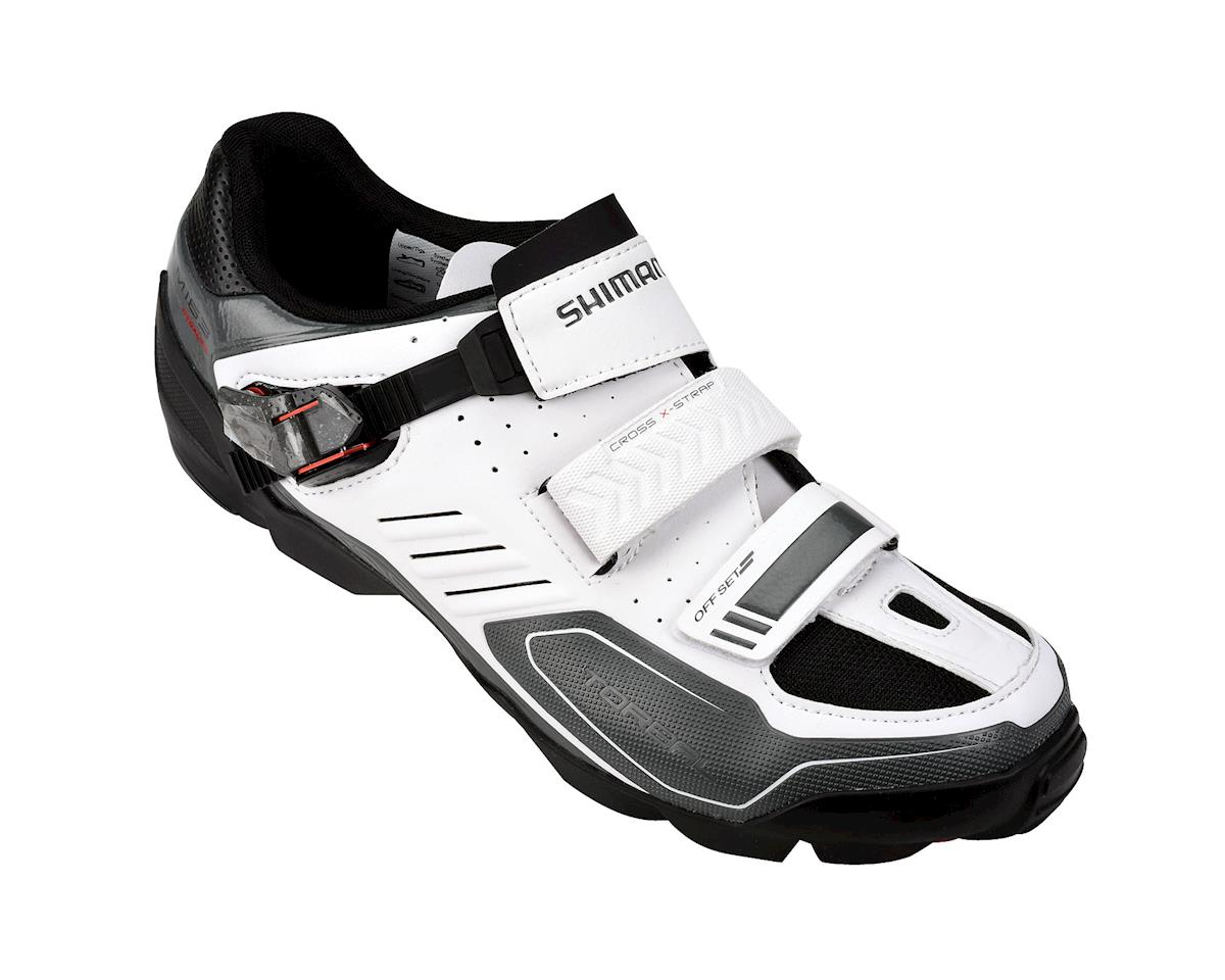 Shimano SH-M163 MTB Shoes - Performance Exclusive (Black/White)