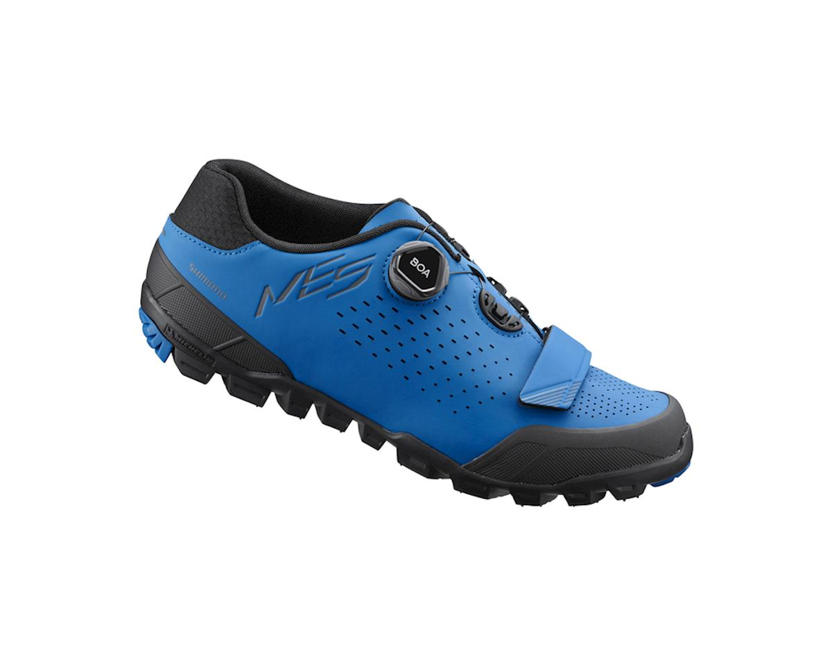 Shimano SH-ME501 Mountain Bike Shoes (Blue) (44)
