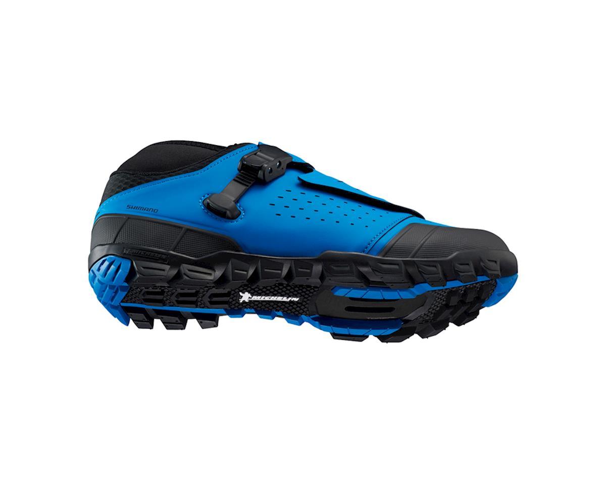 Shimano SH-ME701 Mountain Bike Shoes (Blue) (43)