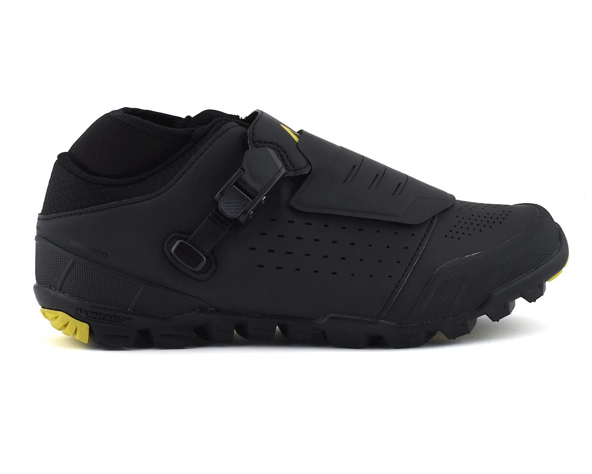 Shimano SH-ME7 Mountain Enduro/Trail Shoes (Black/Yellow) (48)