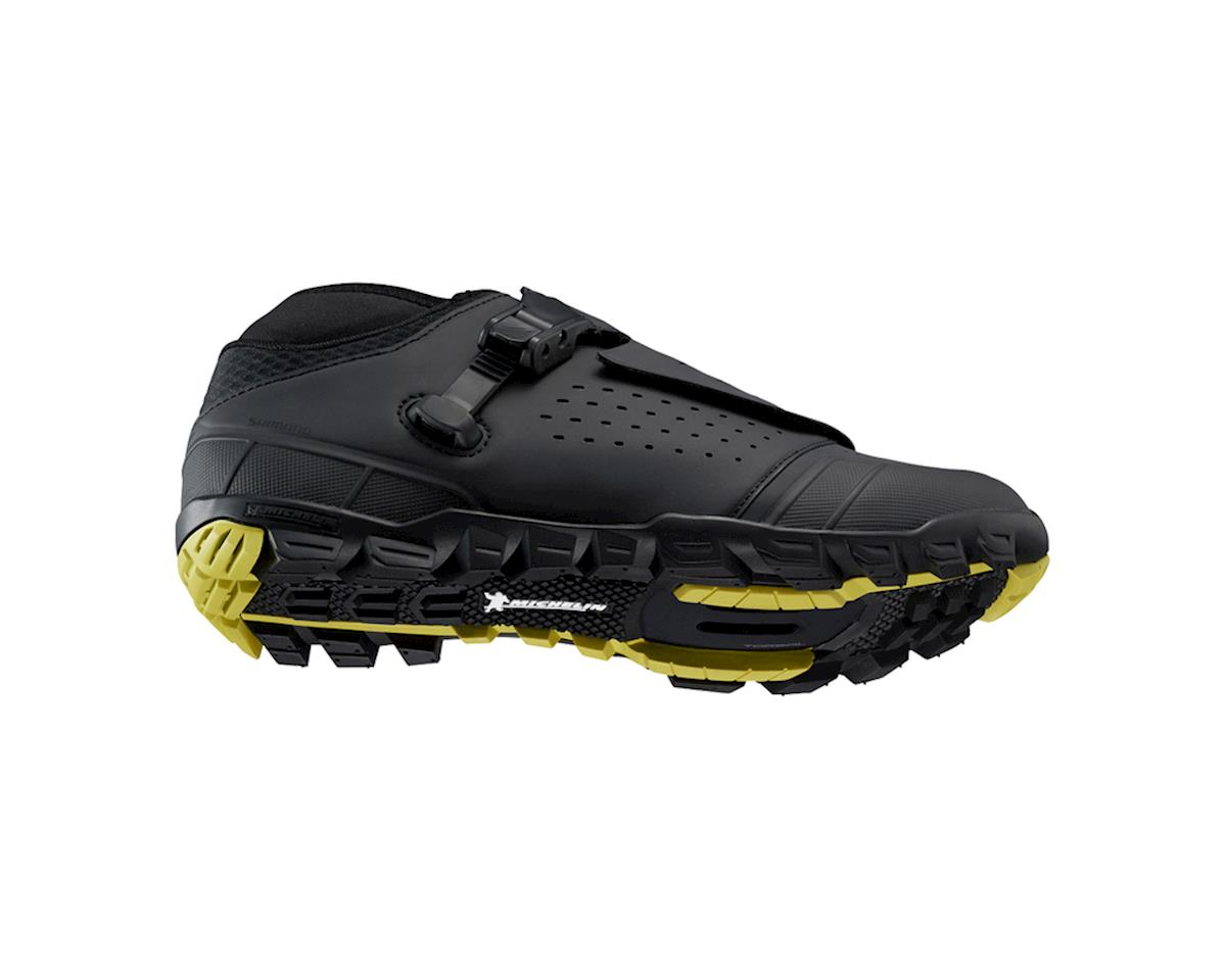 Shimano SH-ME7 Enduro/Trail Mountain Shoe (Black/Yellow) (50)