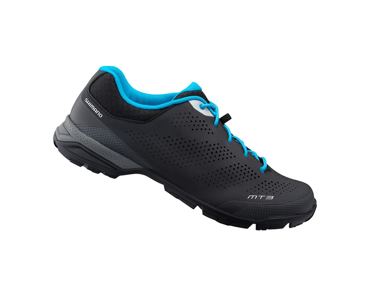 Shimano SH-MT301 Mountain Bike Shoes (Black)