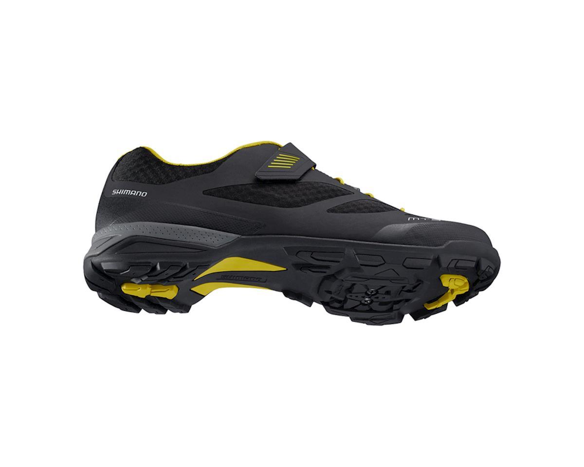 Shimano SH-MT501 Mountain Bike Shoes (Black) (46)