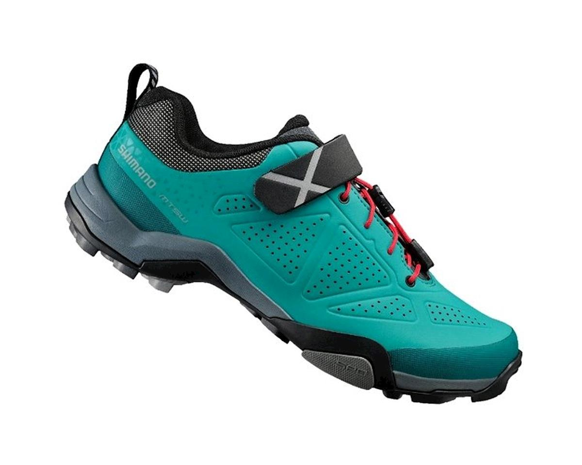 Image 1 for Shimano Women's MT5W Trail Shoes - Special Buy (Green)