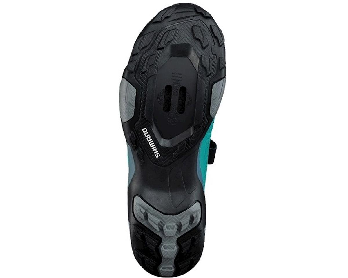 Image 2 for Shimano Women's MT5W Trail Shoes - Special Buy (Green)