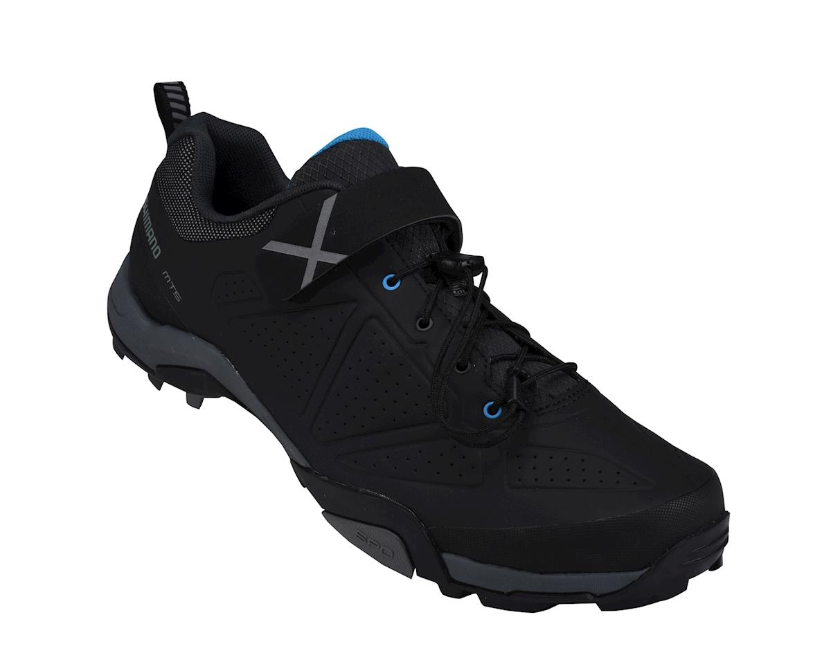Image 1 for Shimano SH-MT5 Mountain Shoes (Black) (40)